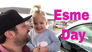 NEW FURNITURE HOUSE TOUR AND AN ESME DADDY DATE