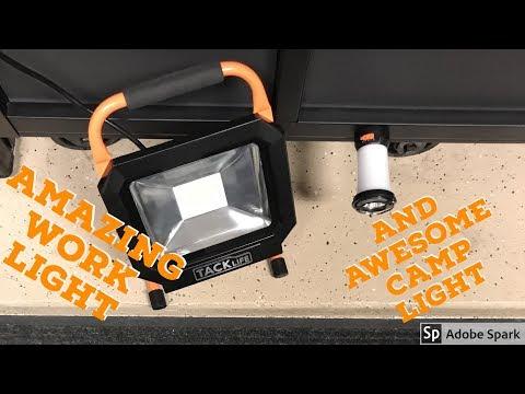 Amazing New LED Work Light