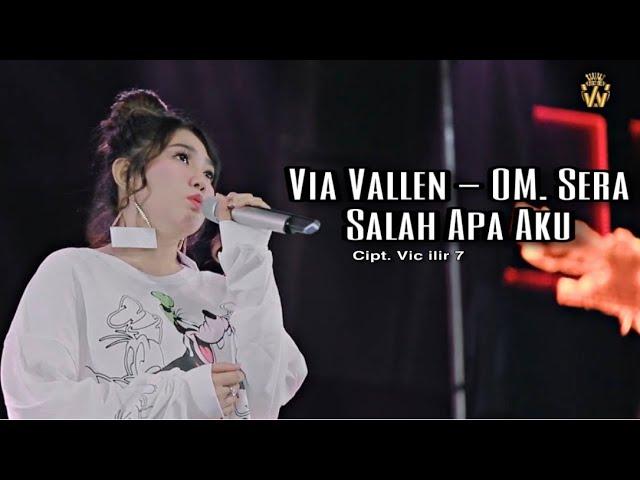 Via Vallen - Salah Apa Aku (Koplo Version)