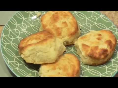 Easier Method For Light Flakey No Fail Biscuits EVERYTIME