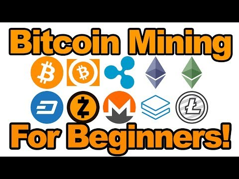Bitcoin & Cryptocurrency Mining for Beginners: MinerGate for PC/Mac/Linux