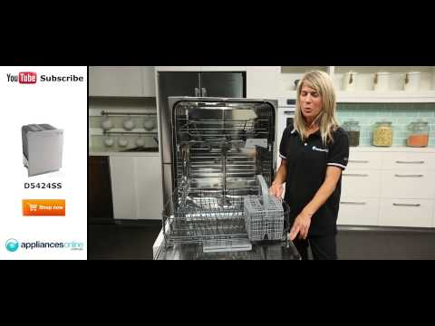 Reliable Asko built-in Dishwasher D5424SS reviewed by expert - Appliance Online