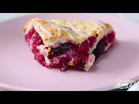 How to Cook Layered Berry Scones