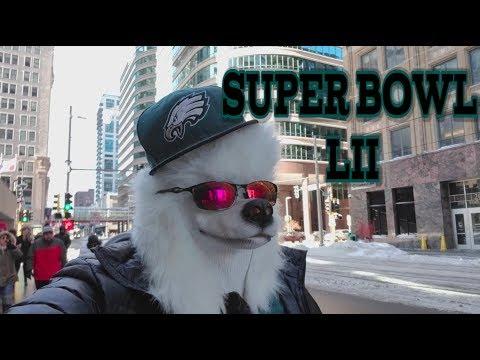 VLOG Ep 1: My Super Bowl 52 Trip