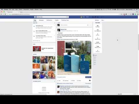 How to pin a post to the top of your Facebook Page's feed