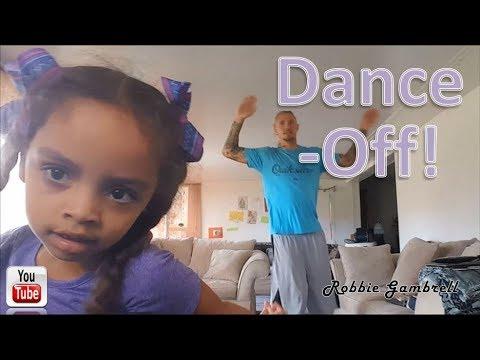 Dance Off Dance challenge ( Bring It) White boy has no rhythm lol