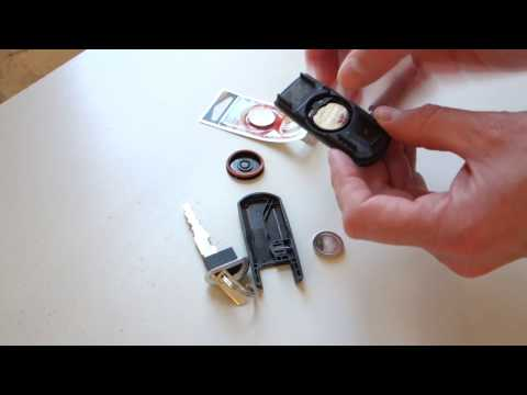 Mazda Keyless Remote Battery Replacement
