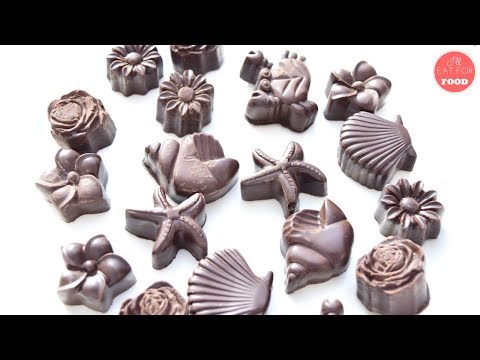 Roasted Almond Chocolate │Episode 110│ I'll Eat For Food