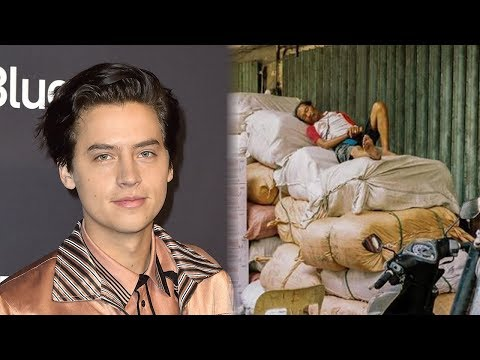 Cole Sprouse SLAMMED For Insensitive Travel Photos & Issues Apology