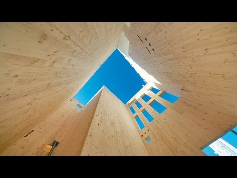 What is Cross Laminated Timber (CLT)? | The B1M