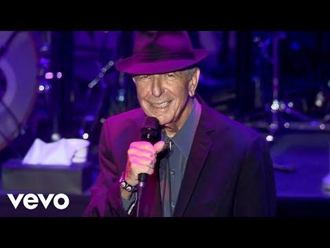 Leonard Cohen - I'm Your Man (Live in Dublin - edited)