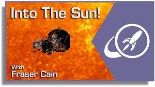 Flying Into the Sun? NASA