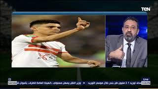 مجدي عبد الغني: الروح عادت للزمالك أمام الترجي وبن شرقي افضل لاعب في الدوري