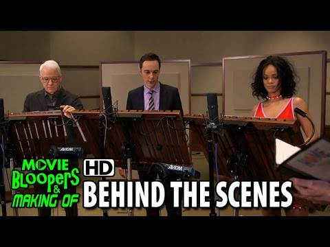 Home (2015) Making of & Behind the Scenes - Cast ADR