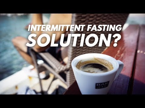 Intermittent Fasting, A Solution to Our Unhealthy Lifestyles? (16:8 / 20:4)