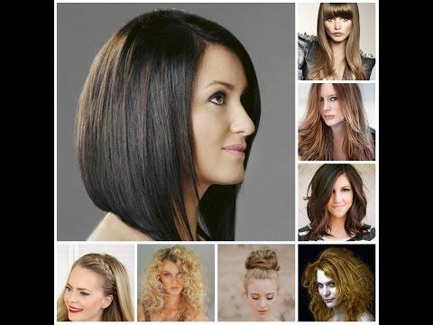 Girls Hottest Hair cuts 2017 | New Cute Hairstyles