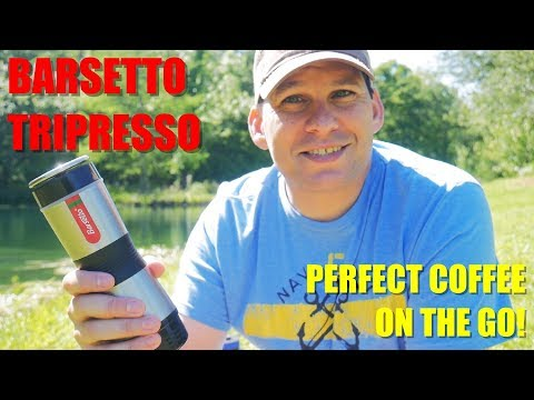 Barsetto Tripresso-CA: How to Get a GREAT Cup of Coffee on the Go