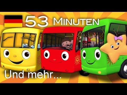 Xxx Mp4 Die Räder Vom Bus Und Noch Viele Weitere Kinderlieder Von LittleBabyBum 3gp Sex