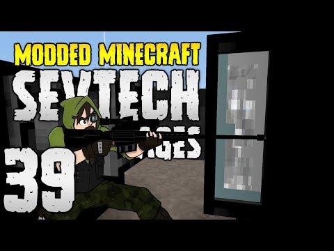 Minecraft SevTech: Ages | 39 | AGE BREAKING! | Modded Minecraft 1.12.2
