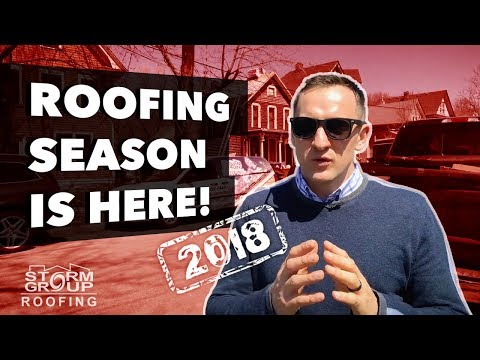 Roofing Season is open: roof installation and repair Minneapolis!