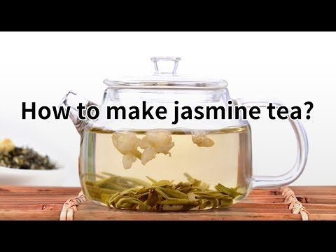 How to make jasmine tea?(http://www.tea-tao.com)