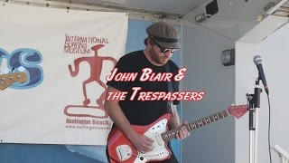 """John Blair and the Trespassers """"Don't fear the reverb"""" HB Pier June 12, 2016"""
