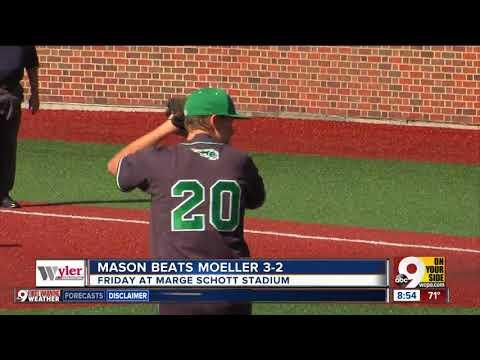 Baseball highlights: Mason beats Moeller in Division I regional final