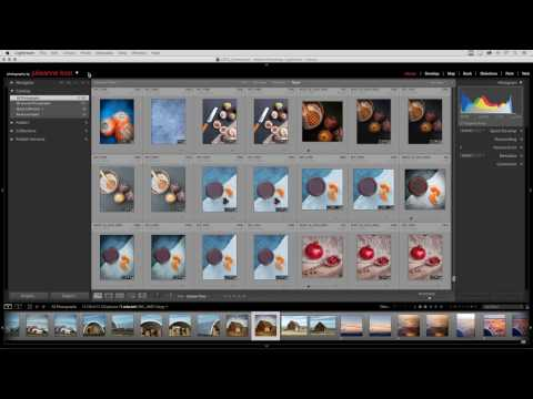 Syncing photos between Lightroom mobile and Lightroom on the desktop