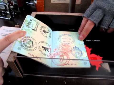 Stamp your Passport @ Berlin!