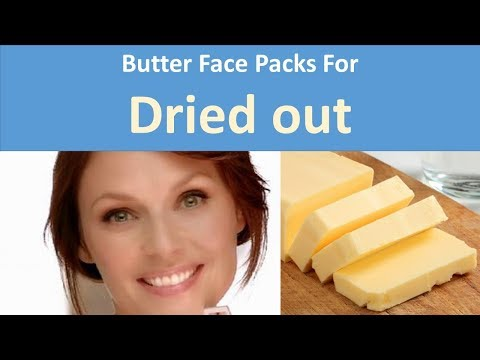Butter Face Packs and Masks for Driedout Skin Care in your own home|Butter face pack