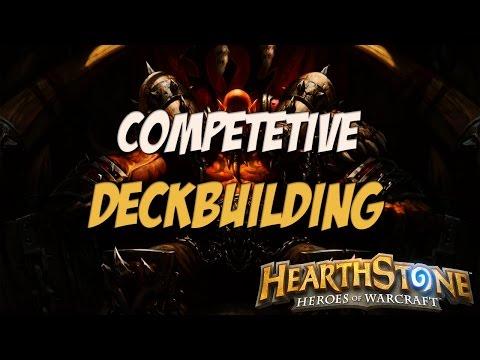 Hearthstone - Competetive Deckbuilding (Intro)
