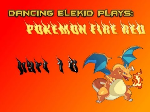 The Dancing Elekid:Pokemon Fire Red episode 16:I want oreos.....