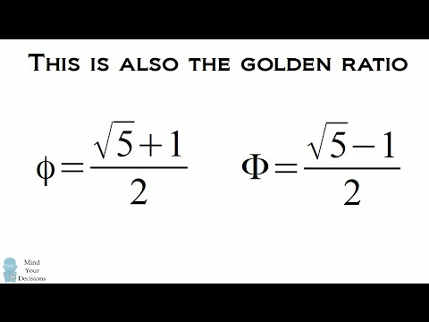 The Media Got The Math WRONG - The Golden Ratio