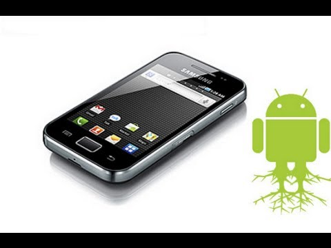 Root Samsung ace s5830