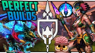 THE PERFECT AND UNBEATABLE TIAMAT BUILD! | Incon | Smite