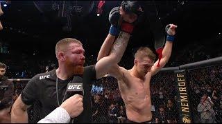UFC Auckland: Dan Hooker and Paul Felder Octagon Interviews