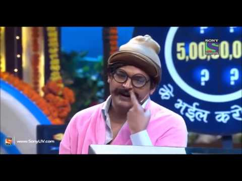 Best of Rajesh Arora(Kapil Sharma)- Part  1