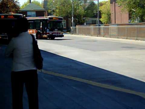 Bus service of Toronto