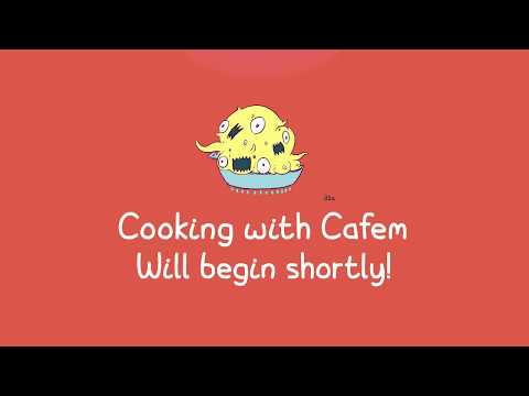 Ep. 1 || Cooking with Cafem - Chicken Coconut Curry || Twitch Catchup