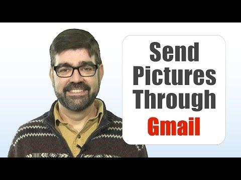 How to Insert Pictures in Gmail E-mail