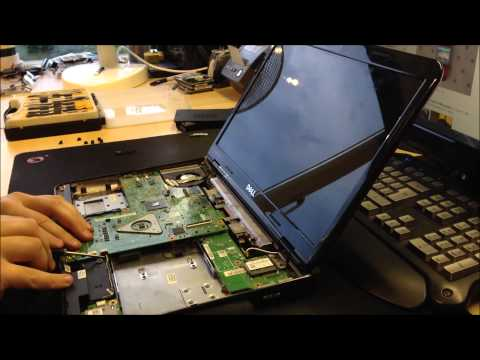 Dell Inspiron N5010 15R Disassembly