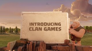 Clash of Clans: Introducing Clan Games