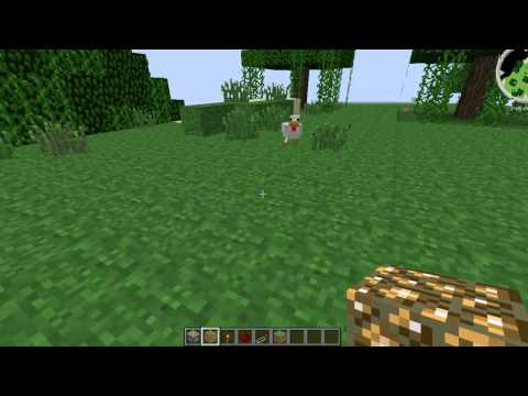 Minecraft Strobe Light Tutorial (HD)