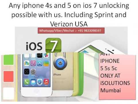 Iphone 4s 5 5s 6s 6 6+ 6s+ unlock in India Mumbai - 9833098597