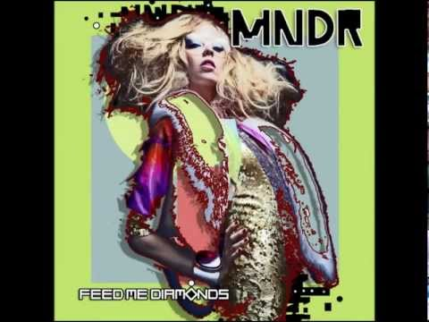 MNDR - Feed Me Diamonds (Official Video HD) G-Klass Remix