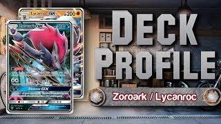 Zoroark GX / Lycanroc GX - Pokemon Trading Card Game Deck Profile