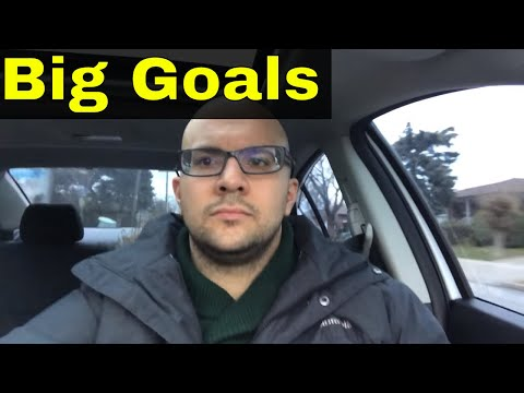 No Goal Is Too Big-Setting Stretch Goals-MOTIVATION