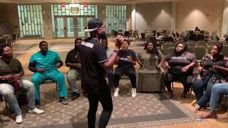 Trey McLaughlin and SOZ Tamia/Jesus Culture (mash up)