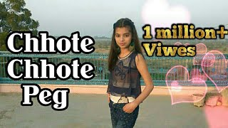 Chhote chhote peg /Yo Yo Honey singh/neha kakkar/dance choreography by gauri Sikarwar