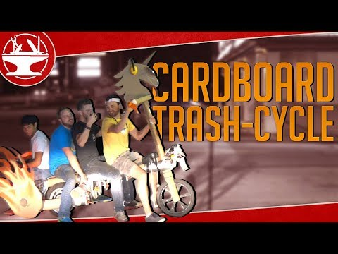 Let's Build: Trash-Cycle!